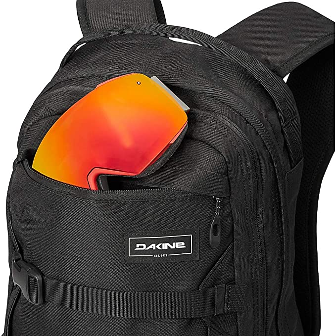 Details about  /Dakine Womens Mission 25 Litre Ski Snow Back Pack Ruck Sack Green Lily