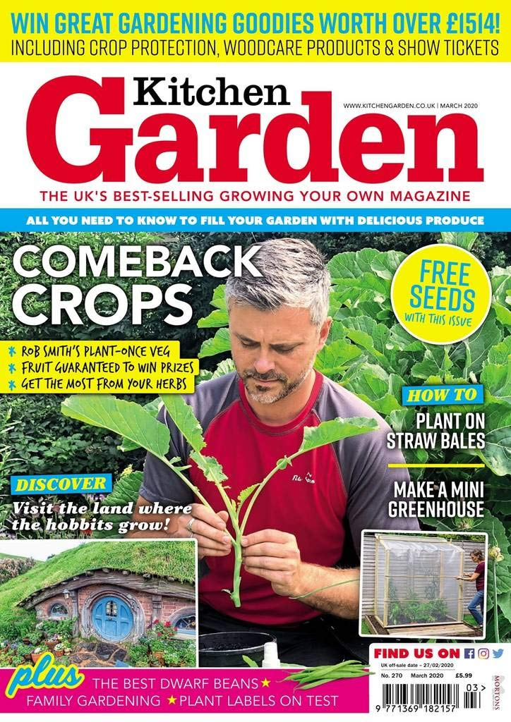 Amazon Com Kitchen Garden Magazine Kindle Store