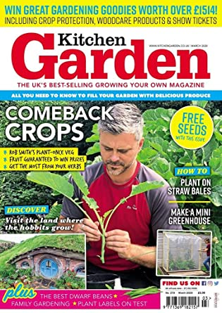 Amazon Com Kitchen Garden Magazine Kindle Store