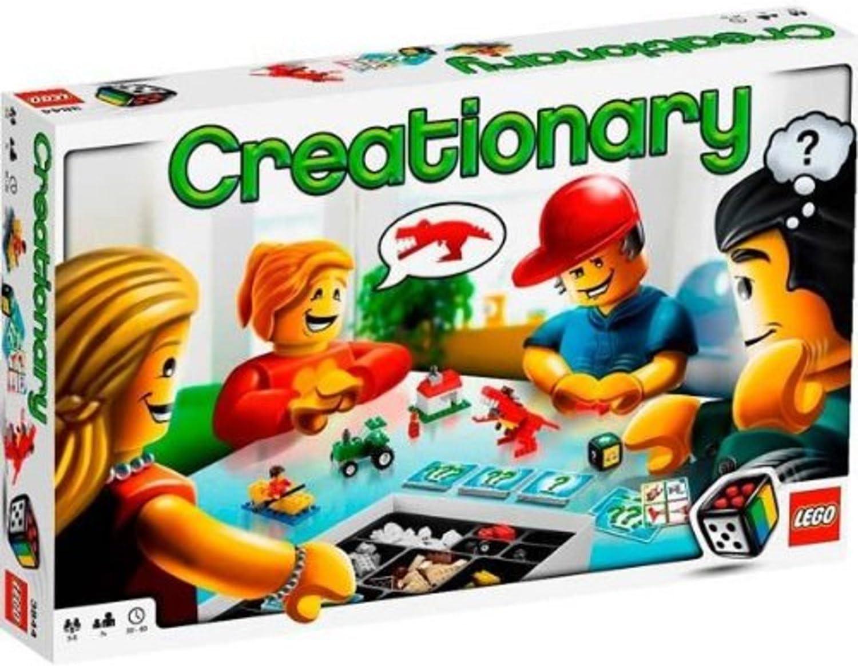 LEGO Games - Creationary (3844): LEGO: Amazon.es: Juguetes y juegos