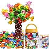 GESTAR® (ジスター) 天才のはじまり 知育玩具 ブロック おもちゃ 1歳 ~ 7歳 動画説明書付属 積み木 知育 立体 パズル はめ込み 男の子 女の子 たっぷり500ピース
