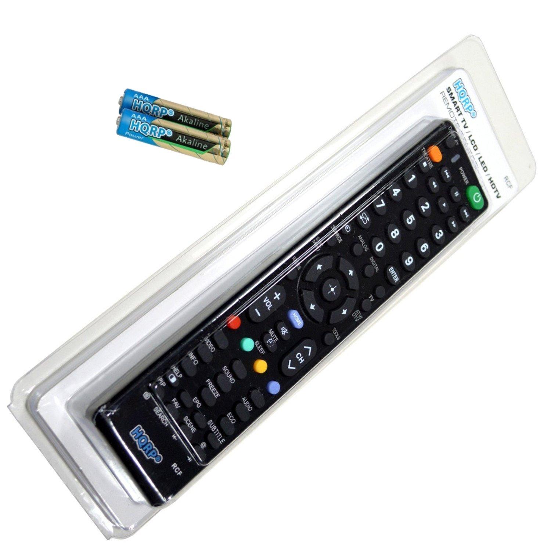 Amazon com: HQRP Remote Control for Sony KE-50XBR900 KE-50XS910 PDM