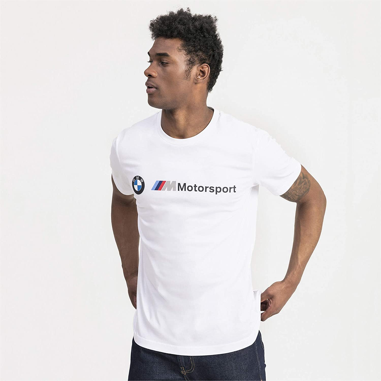PUMA BMW MMS Logo T-Shirt