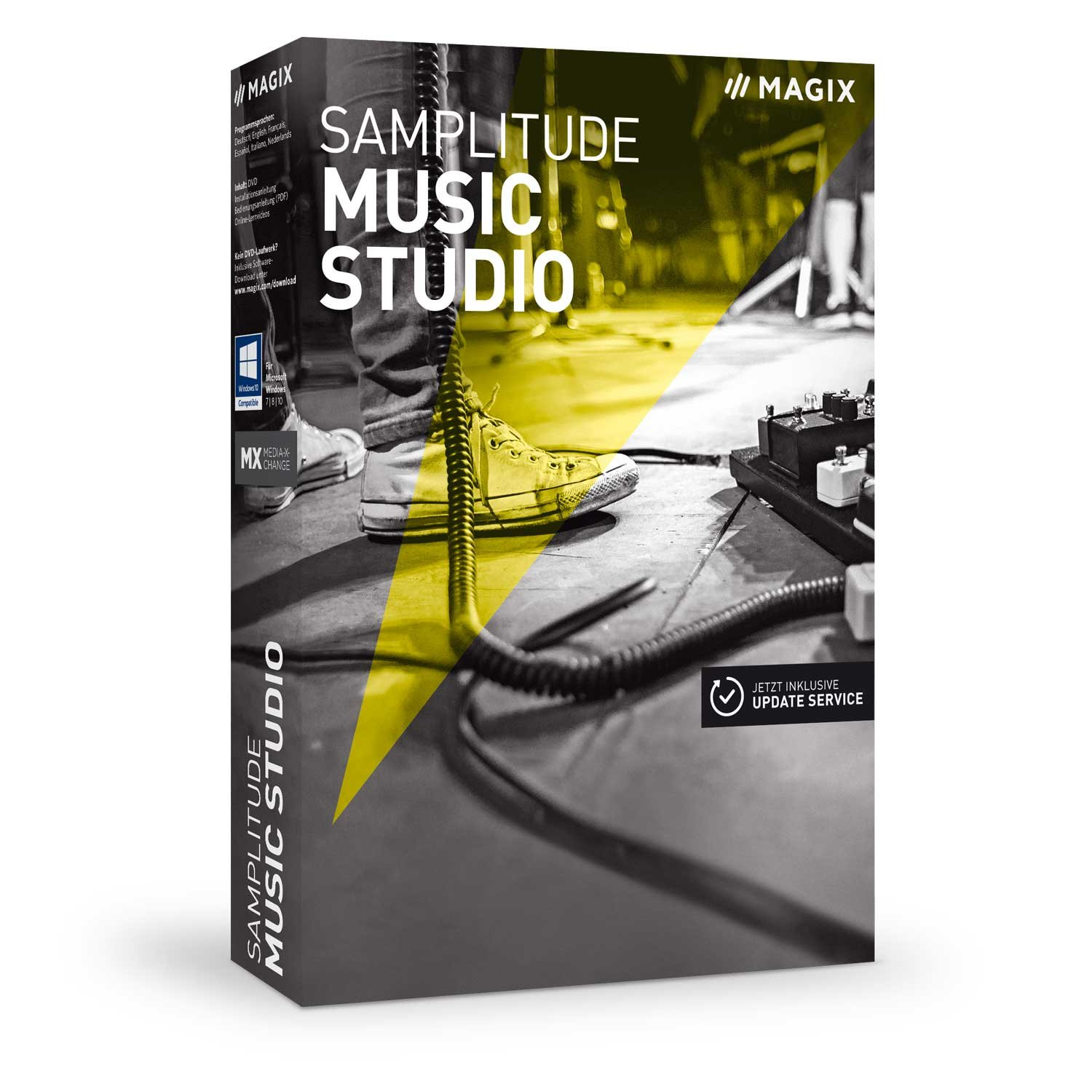 MAGIX Samplitude Music Studio 2017 by MAGIX