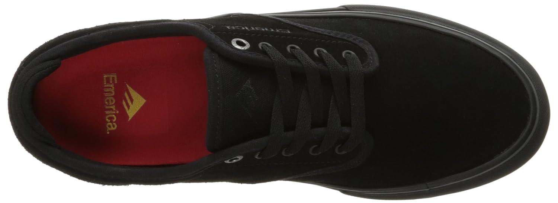 Emerica Shoe Men's Wino G6 Skate Shoe Emerica 6 M US Black/black B01IFT82Z2 3d12d8