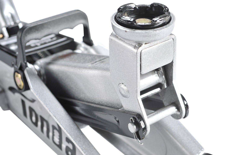 TONDA 2Ton Capacity Car Floor Jack Heavy Duty, Quick Lift(The max height 12 inches) by TONDA (Image #3)