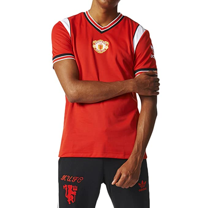 Jersey Para Adidas Away United Fc Manchester Camiseta Hombre QCsdxtrBh