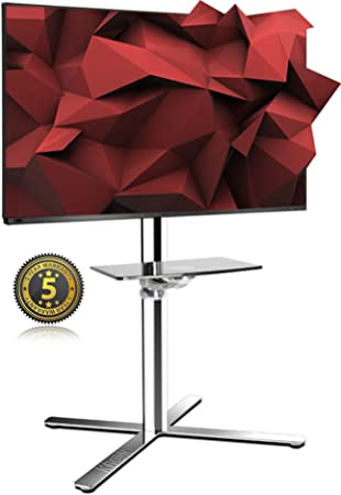 ONKRON Soporte TV de pie móvil para televisores LCD LED Plasma ...