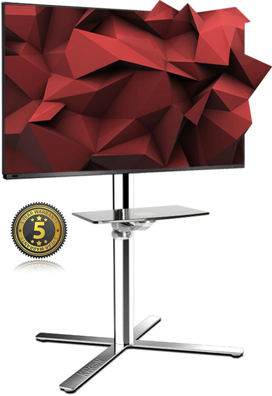 ONKRON Soporte TV de pie móvil para televisores LCD LED Plasma pantallas 32: Amazon.es: Electrónica