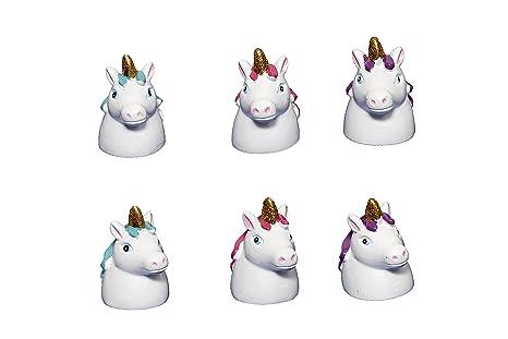 Lote de 20 Bálsamos Labial Unicornio - Ideal Para Regalos de Bodas y Eventos - Bálsamo