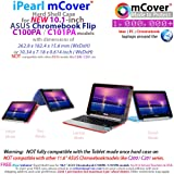 iPearl mCover Hard Shell Case for 10.1-inch ASUS