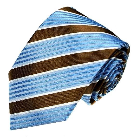 LORENZO CANA - Marcas corbata de seda 100% - Corbata en Marca de ...