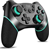 [2020 Upgraded Version] Wireless Controller for Nintendo Switch,KUTIME Wireless Switch Pro Controller Switch Remote…