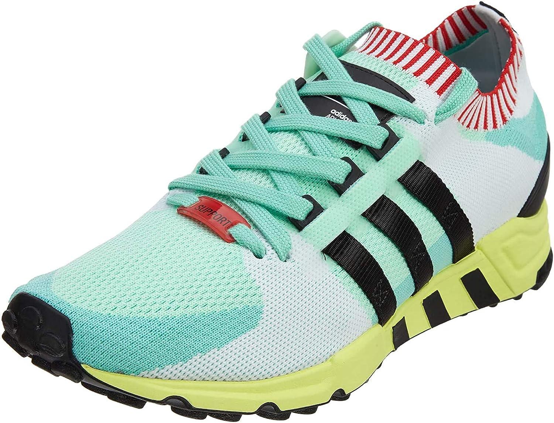 Adidas Damen Eqt Support Adv Sneaker Low Hals Frozen Green Core Black Easy Green