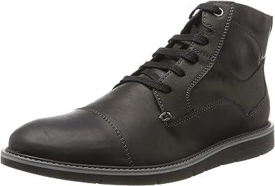 Representar Faringe Injusto  Geox Men's U UVET D Ankle Boots: Amazon.ca: Shoes & Handbags
