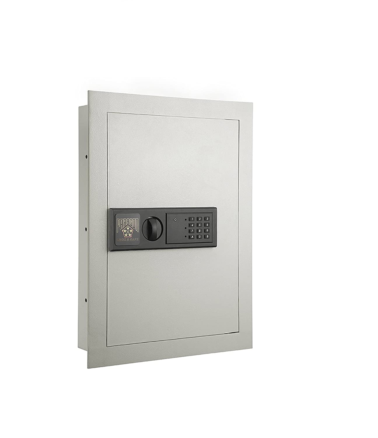 Stack-On IWC-55 Full-Length In-Wall Cabinet (Beige): Amazon.ca ...