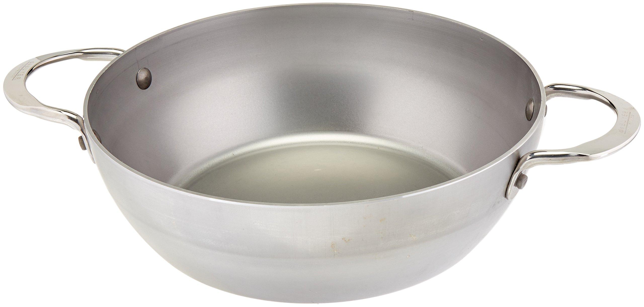De Buyer 5654.24 Mineral B Elemento Estufa Campesina con 2 Manijas Acero Diámetro 24 cm product