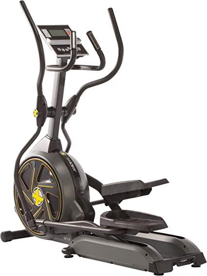 Maxxus CX 7.3e – Bicicleta elíptica /- Pedales suaves, sistema ...