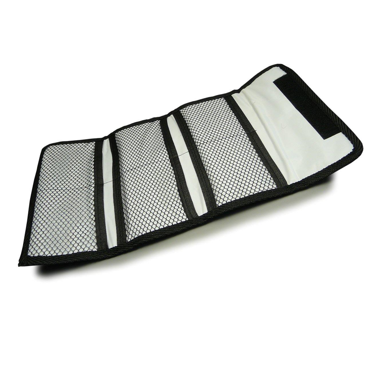 Filtro Protettivo Custodia Borsa per 25-82mm UV CPL FLD il filtro colore ecc. M&L Mobiles