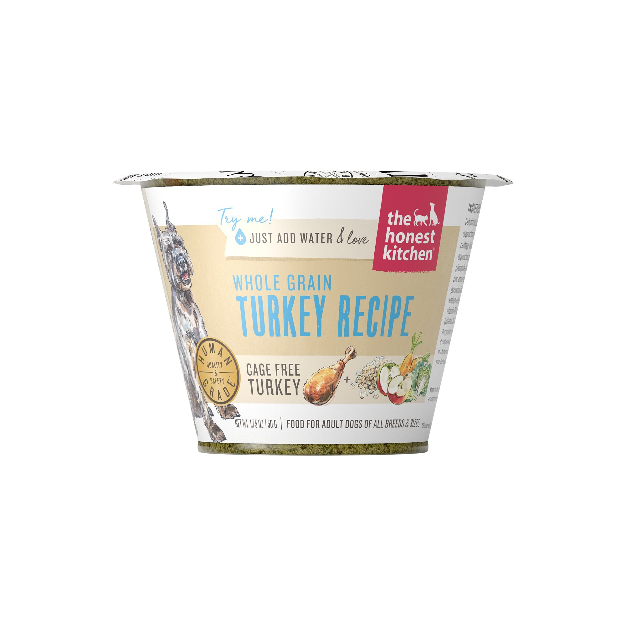 The Honest Kitchen Whole Grain Dehydrated Dog Food