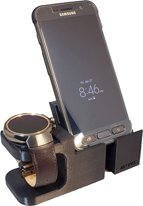 Amazon.com: ASUS ZenWatch 3 Soporte, artifex de carga Dock ...