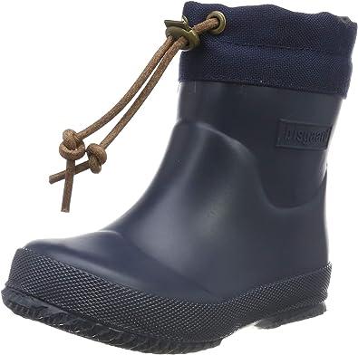 Bisgaard Rubber Boot Winter Baby, Botte de Pluie Mixte Enfant