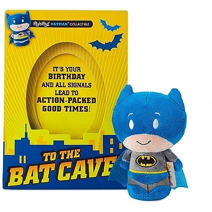 Hallmark - Tarjeta de Cumpleaños con Diseño de Batman con ...