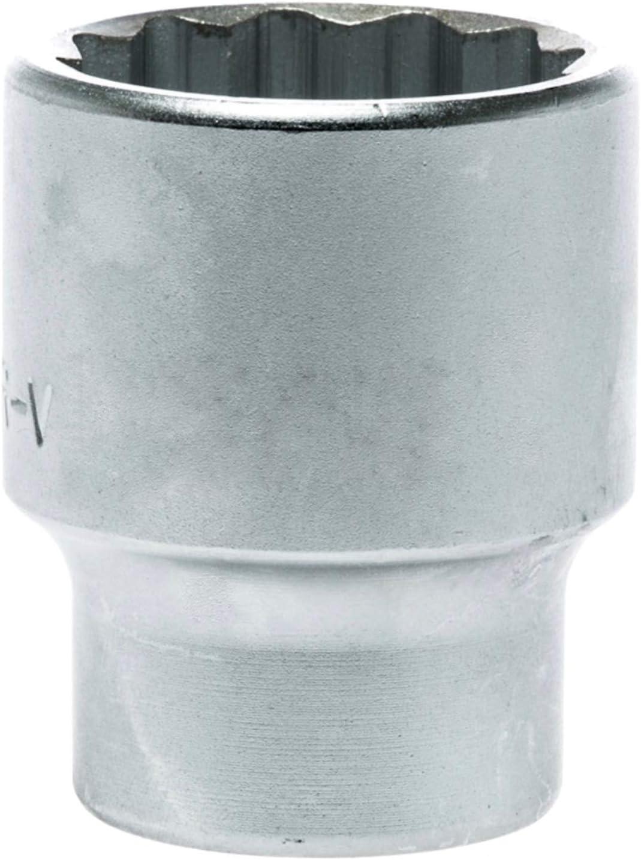 Llave de vaso bihexagonal Teng M340156 12 cantos, 1,3//4, 65 mm, 3//4