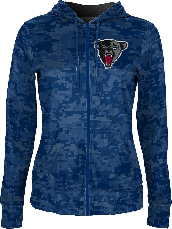 ProSphere University of Maine Girls Zipper Hoodie Digi Camo School Spirit Sweatshirt