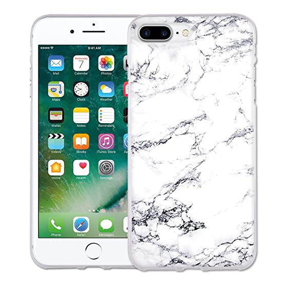 amazon com iphone 8 plus case, iphone 7 plus cases, khkj fashioniphone 8 plus case, iphone 7 plus cases, khkj fashion design clear rubber silicone