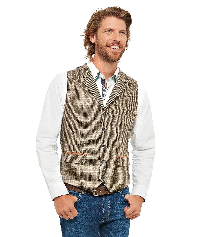 Joe Browns Men's Terrific Tweed Waistcoat JA364A