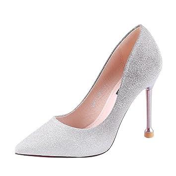Cm Kphy Mujerseñaló De El Pelo Zapatos Tacon Alto 10 vwqYBw4xpC