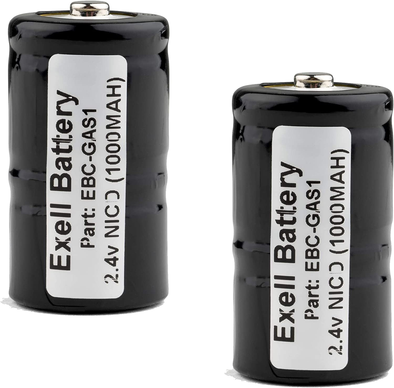 2 Pack TIF8806A TIF8900 TIF 405421 Saft TIF-8800 TIF8800A TIF8850 2.4v 800mah Ni-CD Gas Meter Battery Replacement