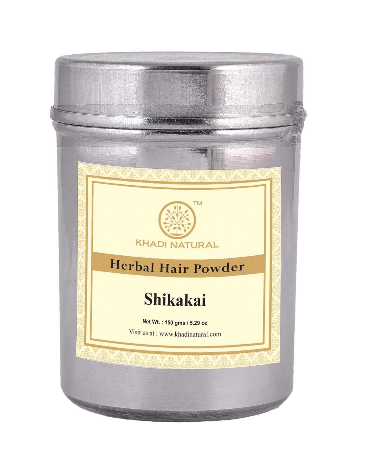 Khadi Herbal Organic Shikakai Powder, 150g