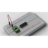 Arduino Breadboard 8.5CM x 5.5CM 400 Hücreli Bread Board