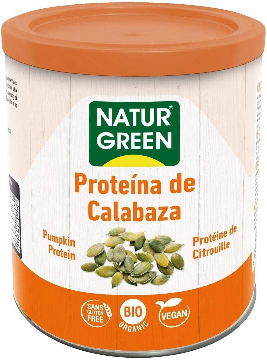 Proteína Calabaza BIO Naturgreen, 250 g