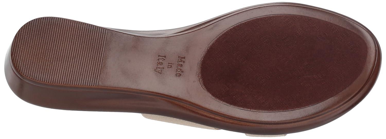 ITALIAN Shoemakers Women's Milla Slide Sandal B079HGN425 6.5 B(M) US|Stone