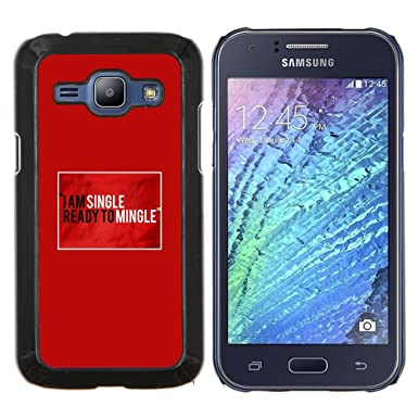 Lecell Protective Case Cover Skin For Samsung Galaxy J1 J100