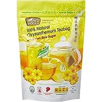Coffeehock Chrysanthemum with Brown Sugar Tea 10 Bags, 152 g (Pack of 4)