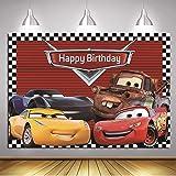 Kreatwow Fiesta de cumpleaños para Auto Suministros para ...