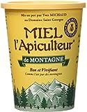 MIEL L'Apiculteur Miel de Montagne Pot Carton 500 g - Lot de 3