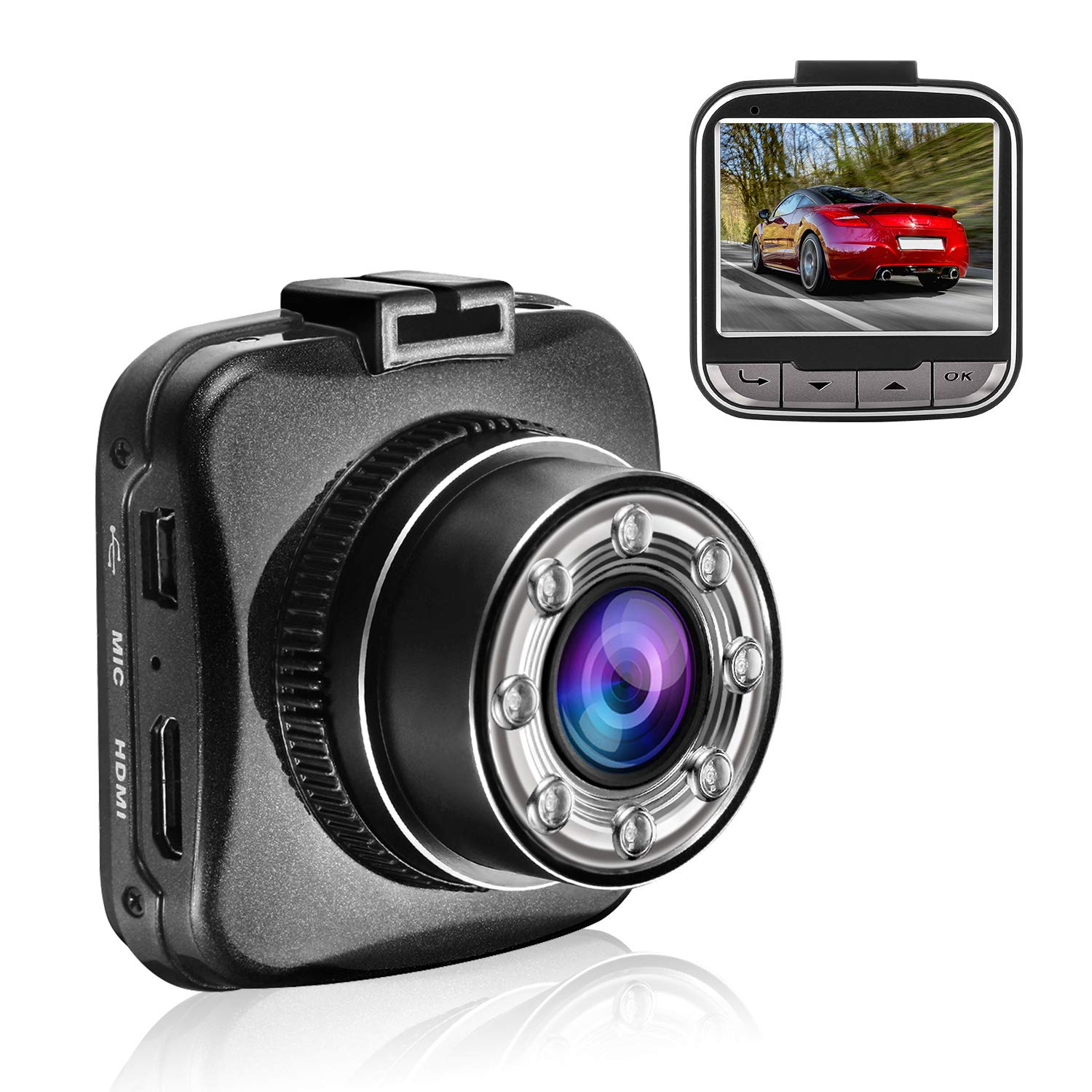Senwow Mini Dash Cam 2