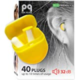 PQ Small Ear Plugs for Sleeping - Soft Earplugs for Small Ear Canals - Ear Plugs for Sleeping Noise Cancelling Level 32…