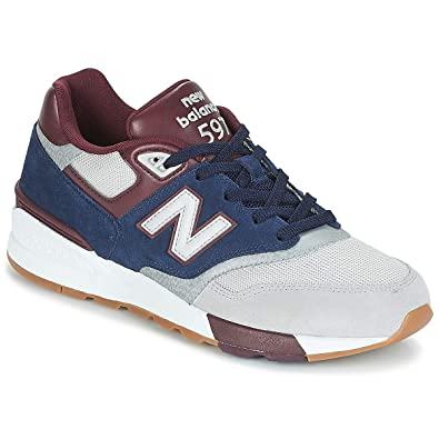 new style ba53e d458e New Balance ML597, GNB Navy-Grey, 12,5: Amazon.de: Schuhe ...