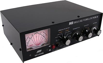 MFJ 949e sintonizador de Antena 300 W 1,8 – 30 MHz con Pico ...