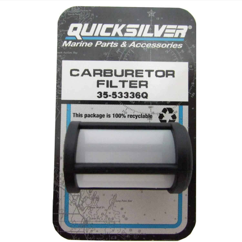 Mercury Mercruiser Inline Fuel Filter 35 53336q
