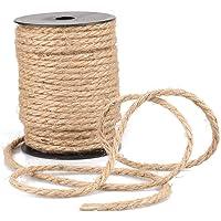 Cuerda de Yute Gruesa para jardín, 35 m