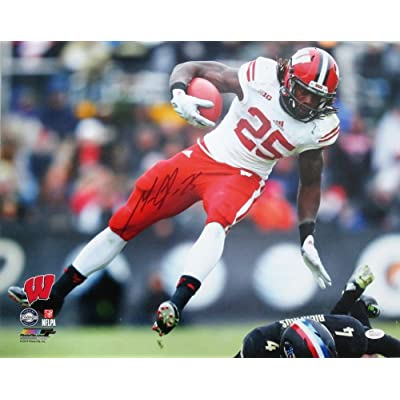 Autographed Badgers Melvin Gordon Signed 8x10 Photo  1 Signature- Pro  Bowler - Chargers - JSA Certified f6b6d5fd3