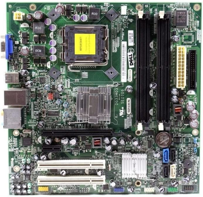 Dell Inspiron 530/530S Vostro 200 dual mother board - G679R