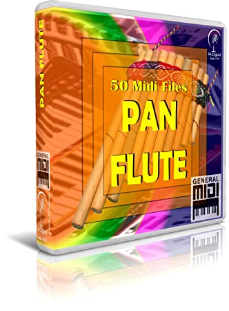 Pan Flute - Pendrive USB OTG para Teclados Midi, PC, Móvil, Tablet,